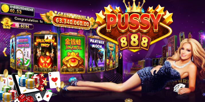 Slot pussy888