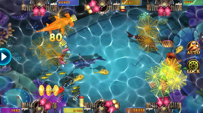 superslot เกมยิงปลา